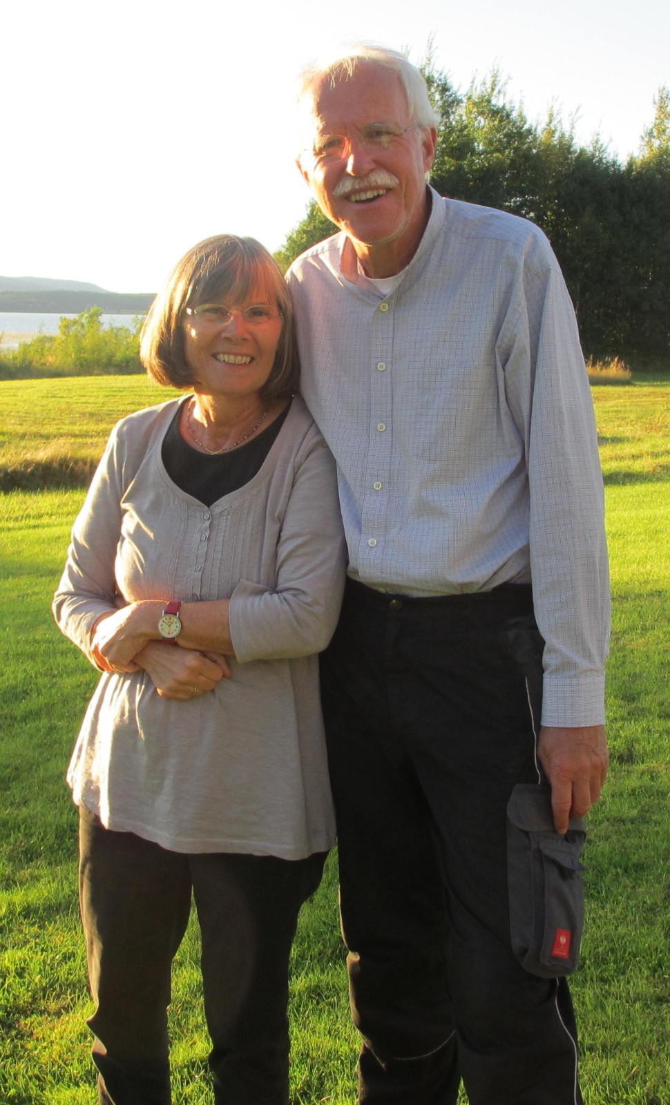 Ulrike und Frieder Meyer-Krahmer